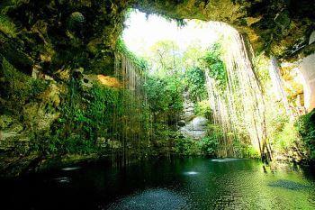 Ik Kil Cenote – Yucatan