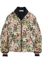 Philosophy Di Lorenzo Serafini – Floral-Jacquard Bomber Jacket