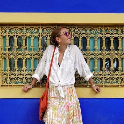 Colours of Marrakech