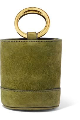 dd66c51e858 Simon Miller Bonsai 15 Mini Nubuck Bucket Bag | Helen Chik