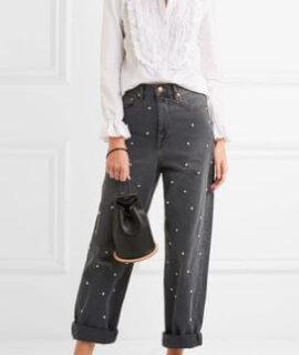 Isabel Marant Boyfriend Jeans