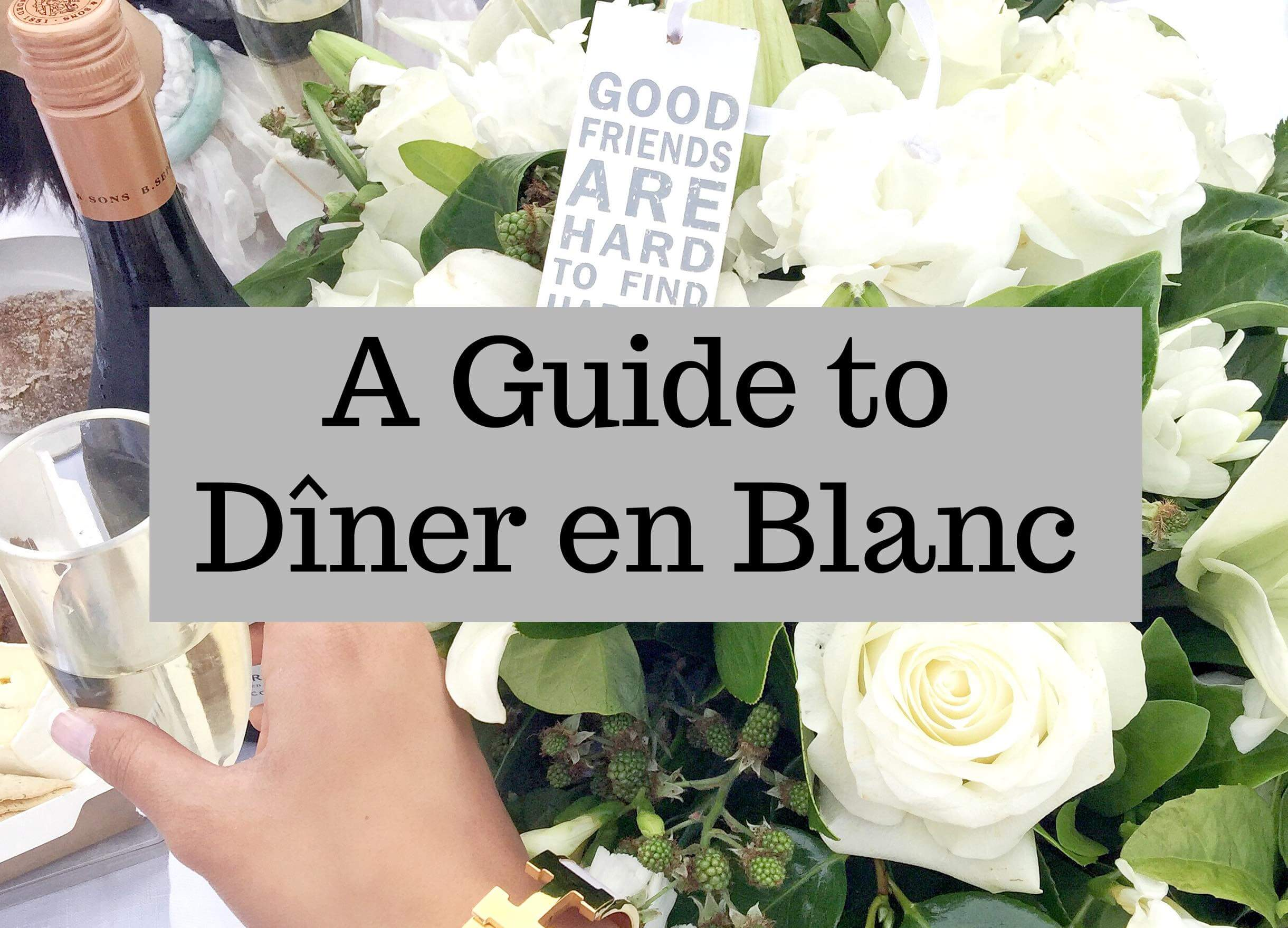 A Guide to Diner en Blanc