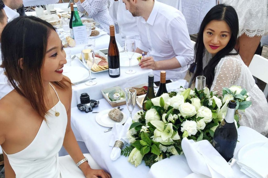 A First Timers Guide to Dîner en Blanc