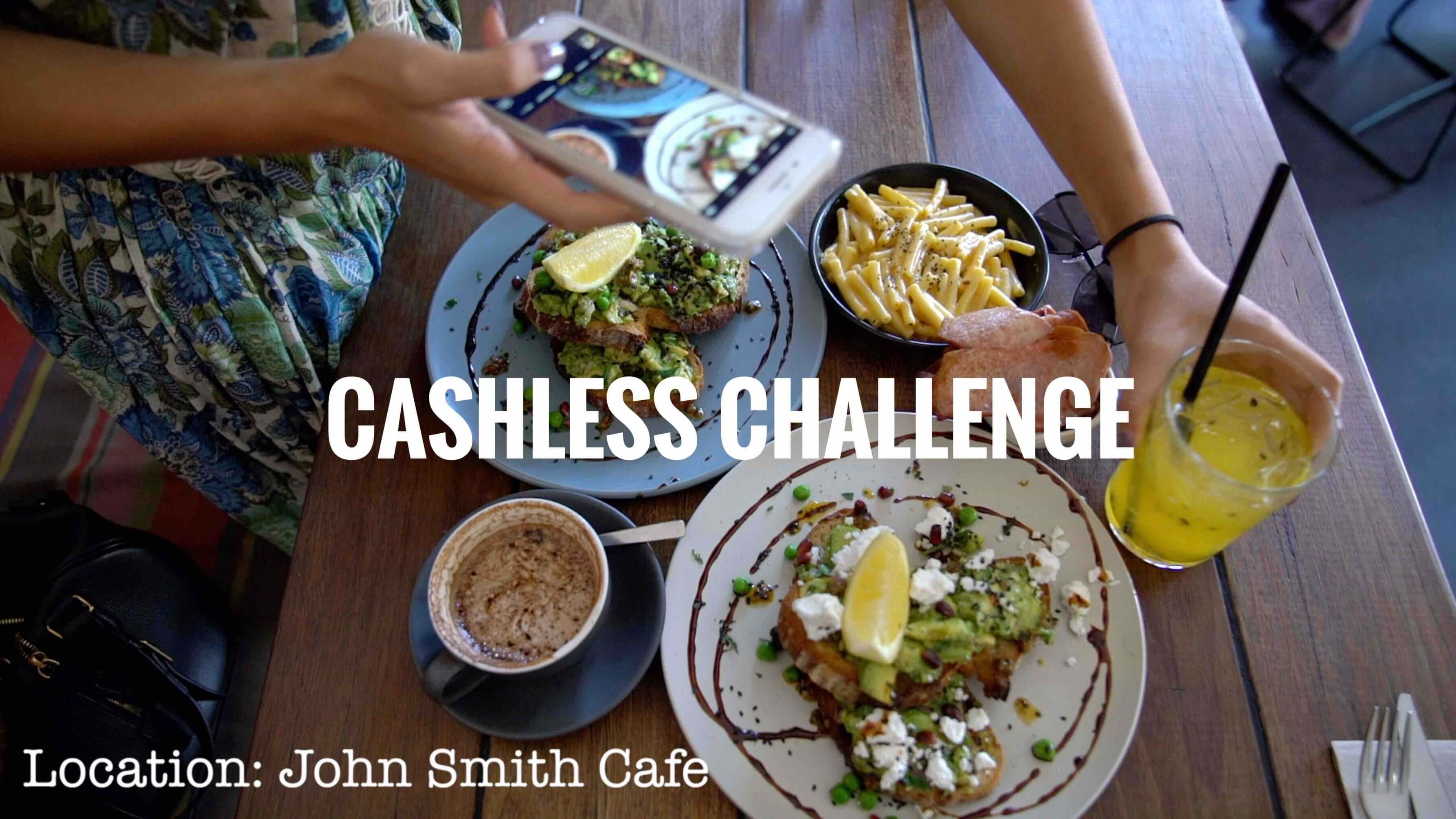 American Express Cashless Challenge