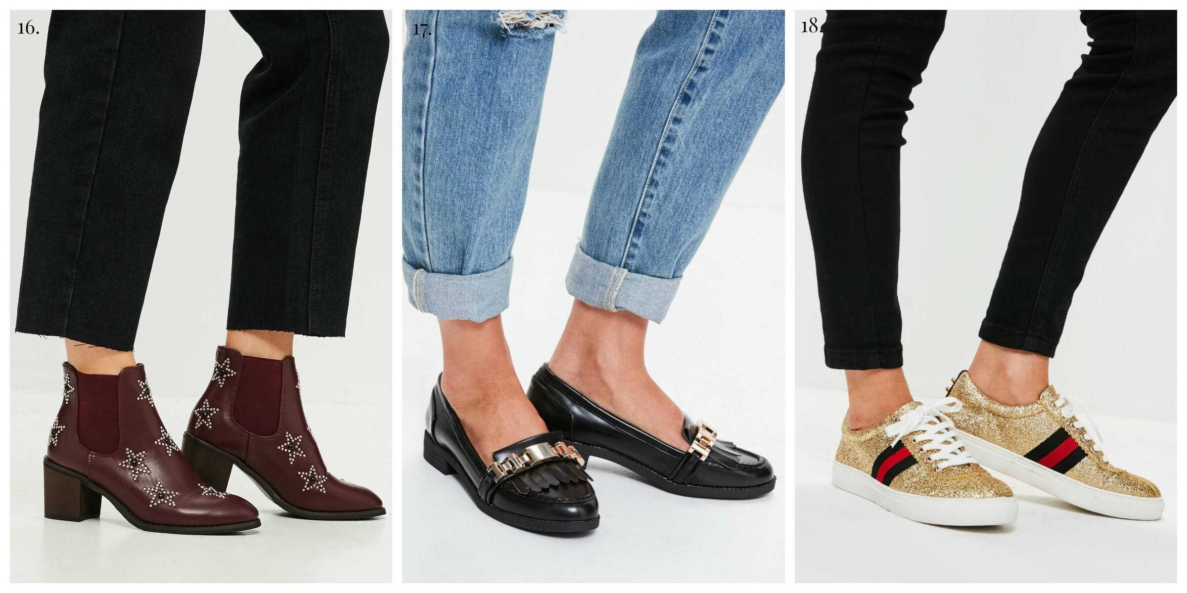 Miss Guided Shoe Favourites