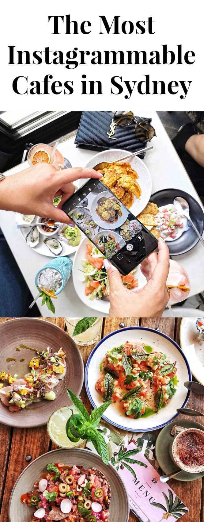 The Most Instagrammable Cafes in Sydney