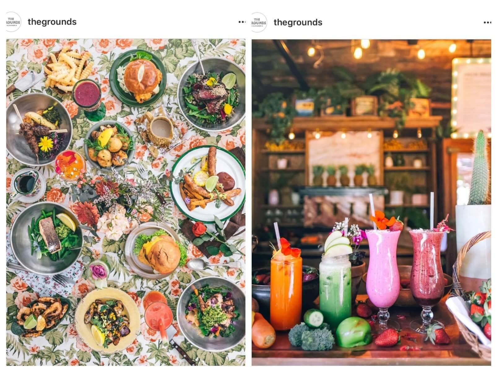 Best Instagram Worthy Breakfasts Sydney, The Grounds of Alexandria