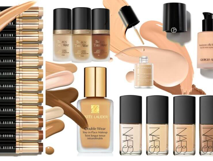 Best Foundations for Flawless Skin