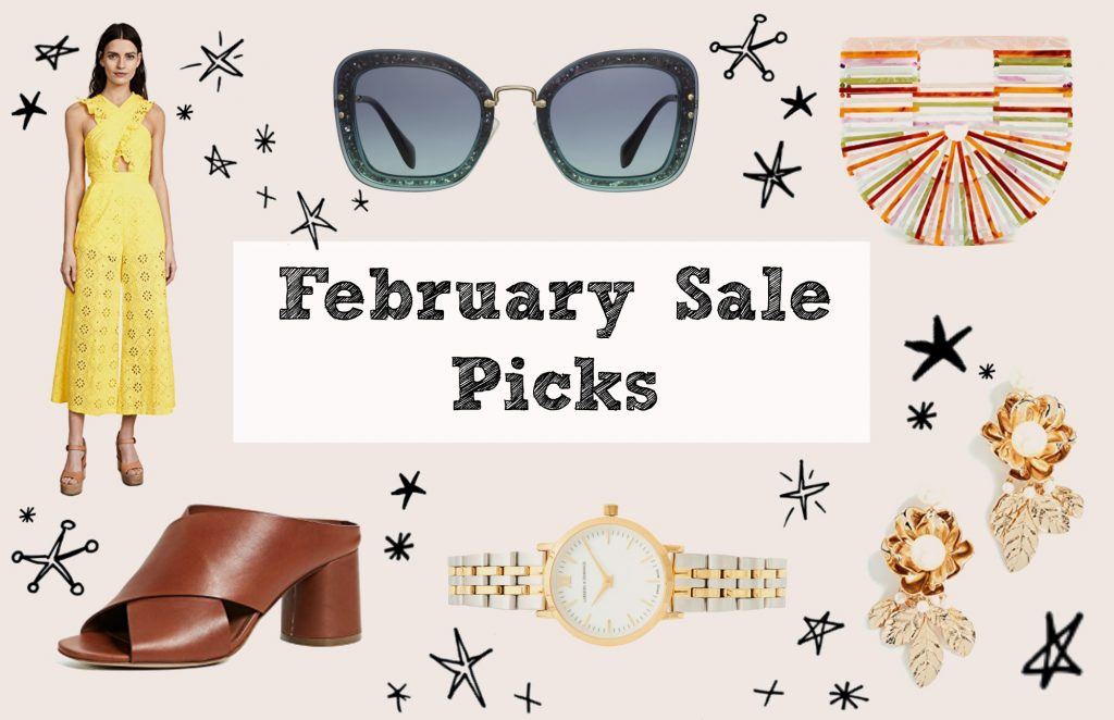 Sale Alert: February Picks