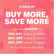 Shopbop Sale Code - February 2018