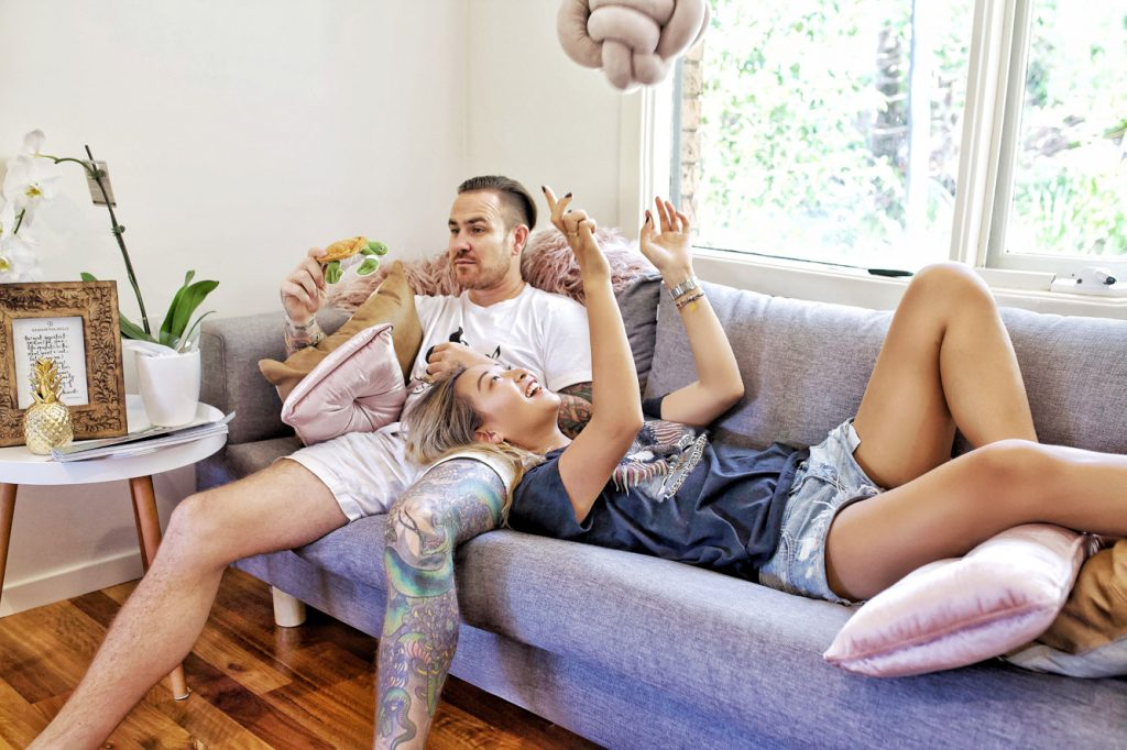 Comfort in Under 4 Minutes with Koala Sofa