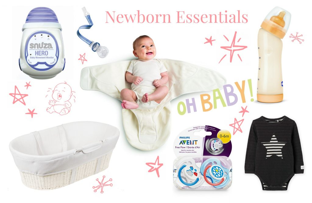 Newborn Essentials Every New Mom Needs