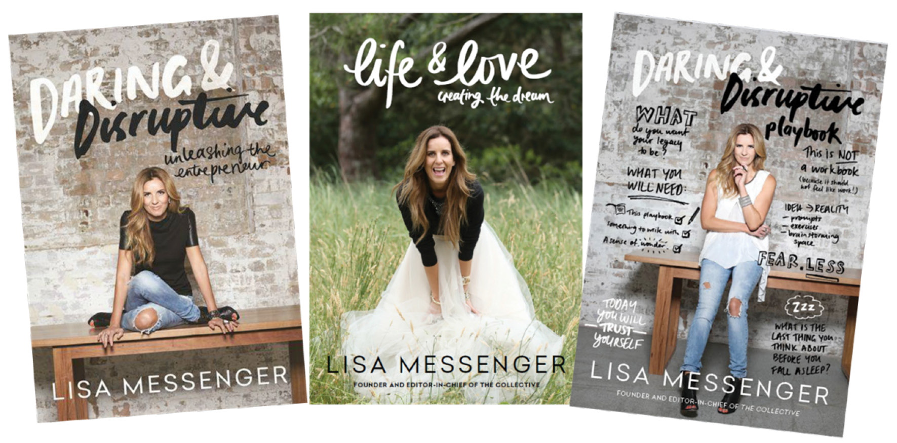 Lisa-Messenger-books