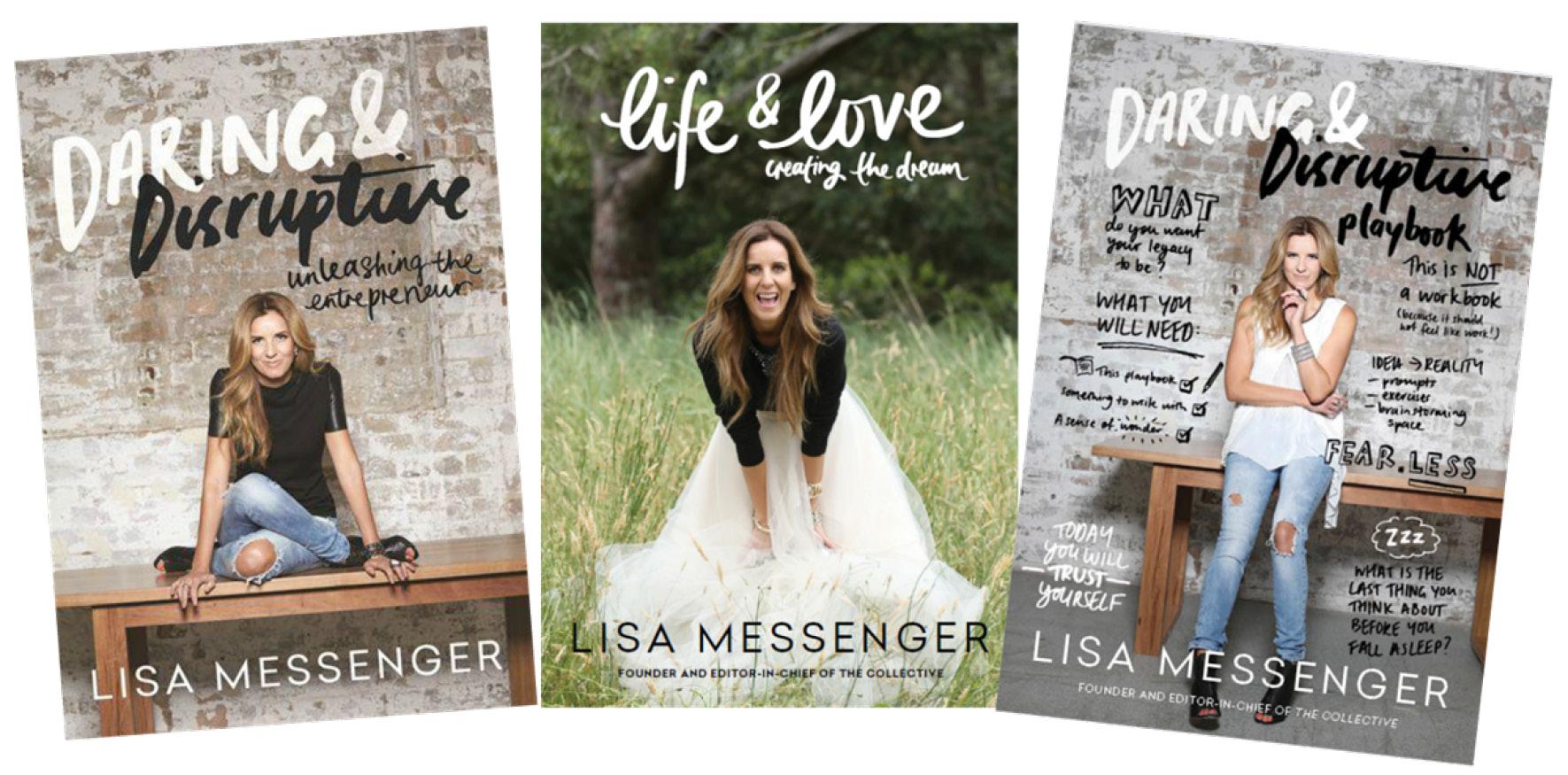 Lisa-Messenger-books