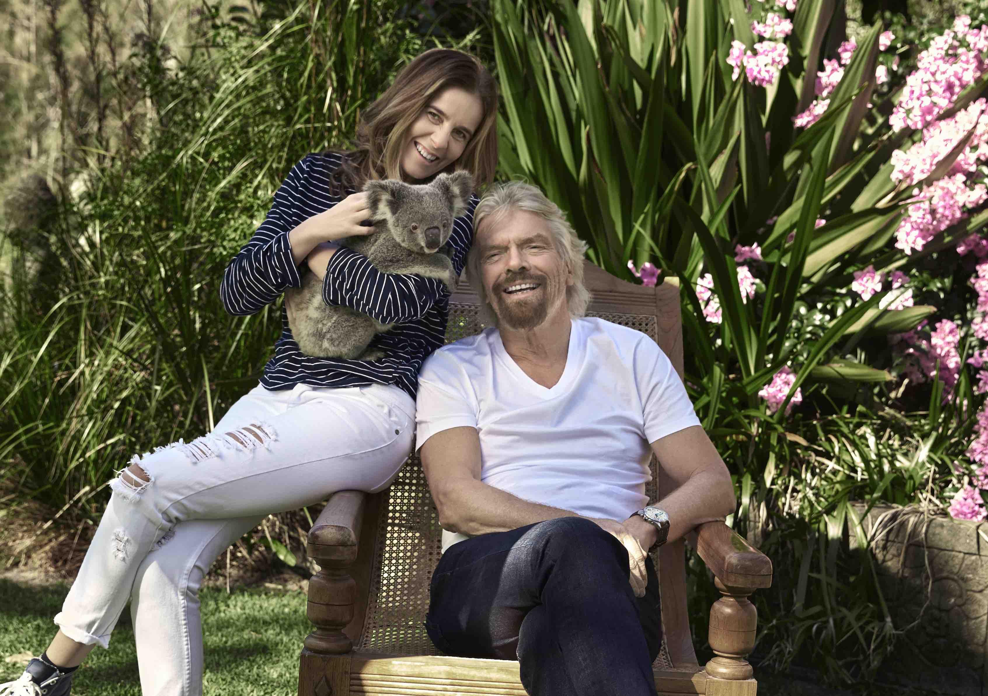 Lisa Messenger, Richard Branson