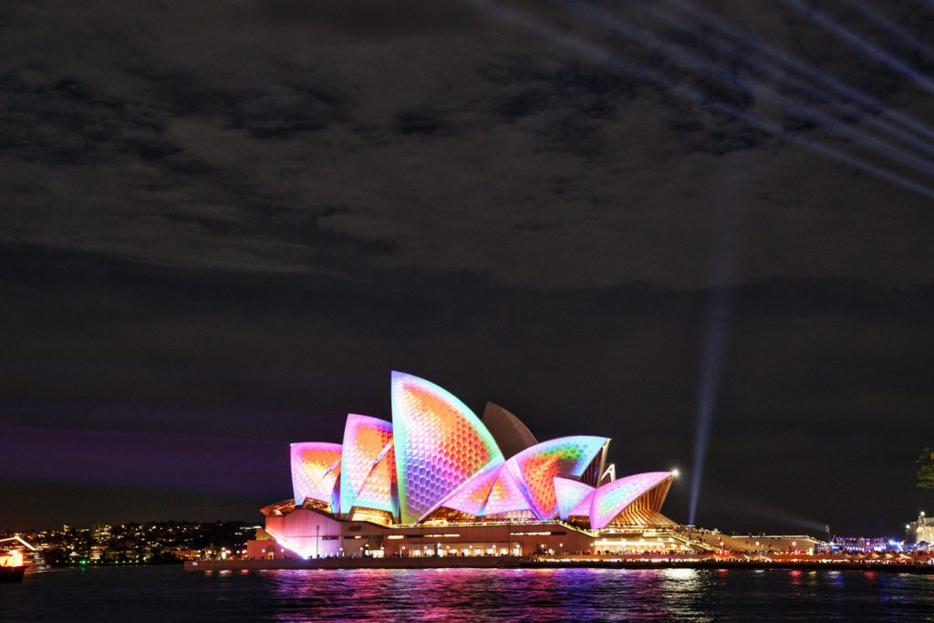 Vivid Sydney Staycation