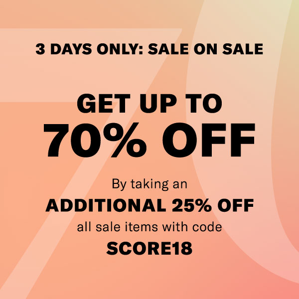 Shopbop Sale June 2018