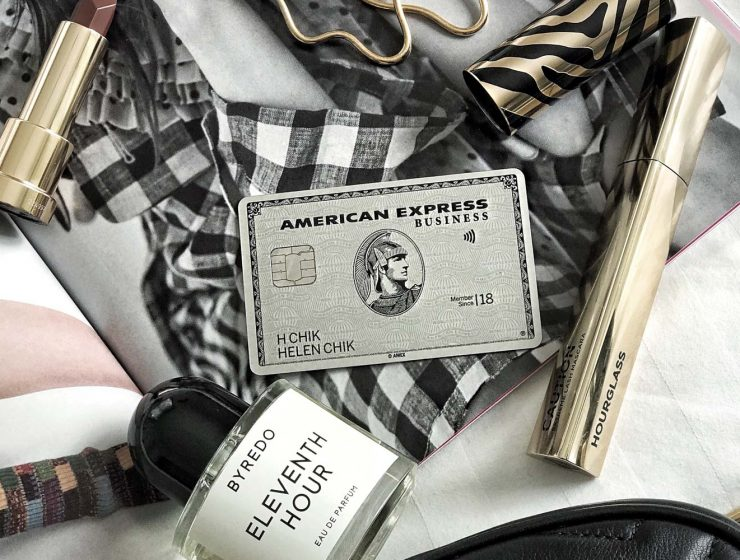 American Express Business Platinum Metal Card